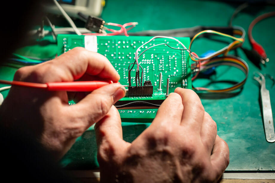 Industrial Electronic Repair Services | Electro-techno