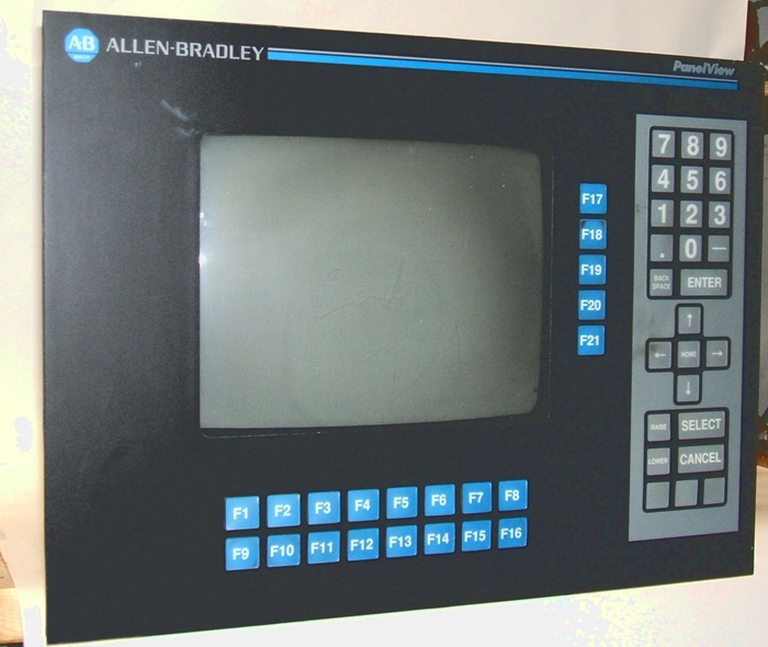 ALLEN BRADLEY PANELVIEW 2711-KC1/A