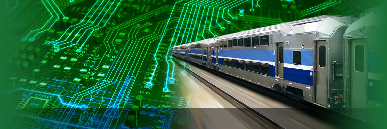 électronique ferroviaire
